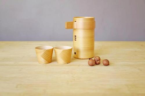Japanese pitcher set