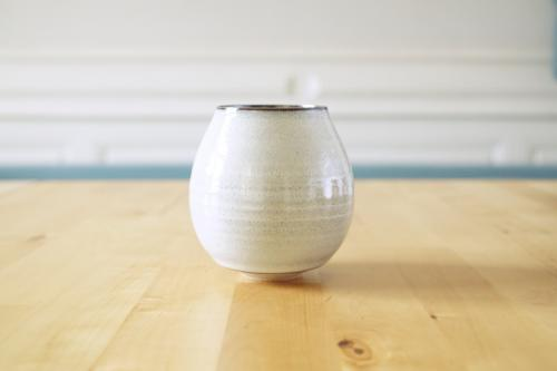 Fragrant cup (light grey / L)
