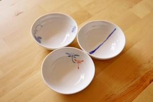 Small dish set
