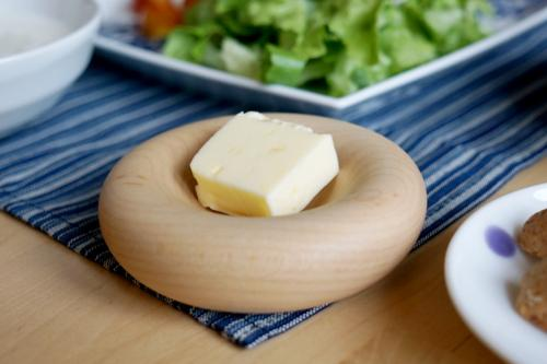 Butter plate (maple)