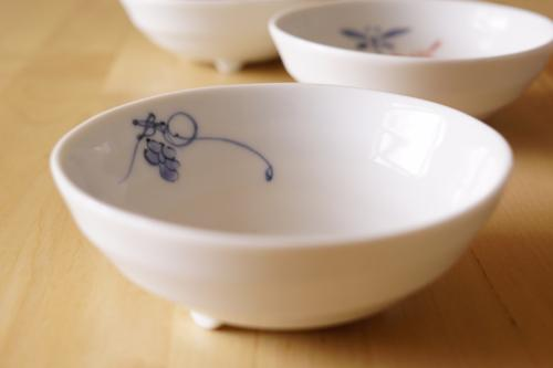 small bowl flower