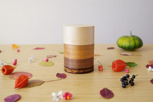Handcraft wooden tea box
